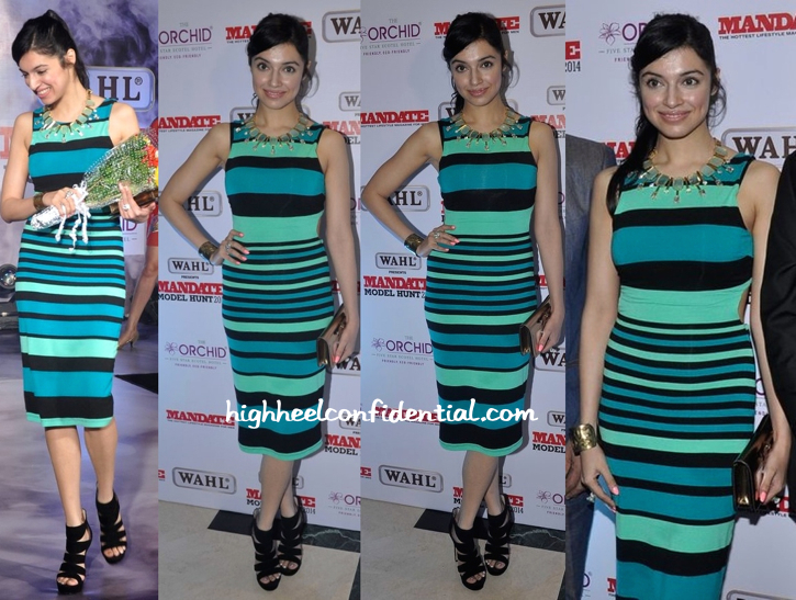 Divya Khosla Kumar In Bebe At Mandate Model Hunt 2014
