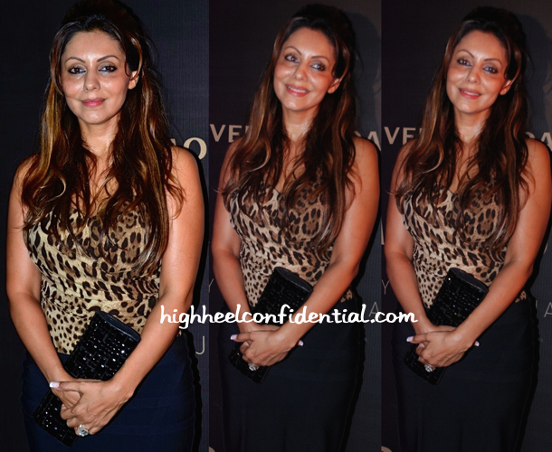 Gauri Khan At Marquee By Karan Johar For Vero Moda Launch-2