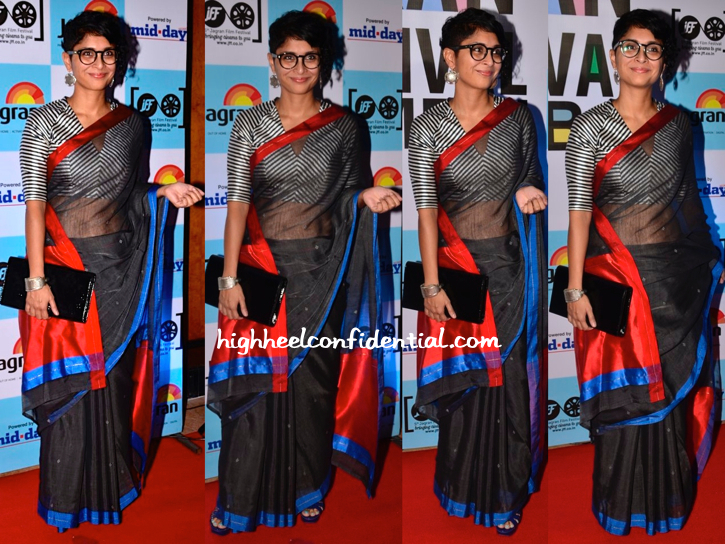 Kiran Rao In Raw Mango At 5th Jagran Film Festival Party