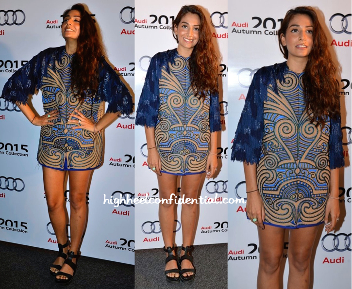Monica Dogra In Nachiket Barve At Audi Launch Event-1