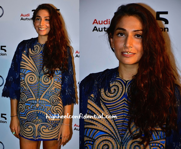 Monica Dogra In Nachiket Barve At Audi Launch Event-2