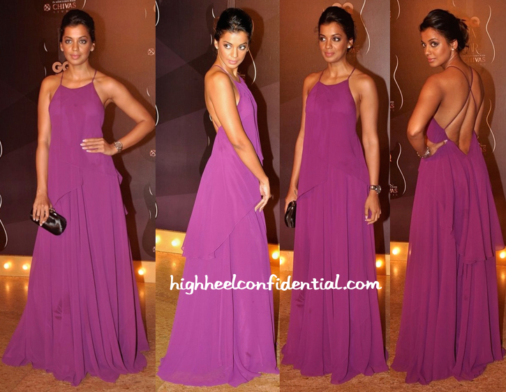 Mugdha Godse In Gauri And Nainika At GQ Awards 2014