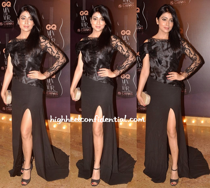 Shriya Saran At GQ Awards 2014-1