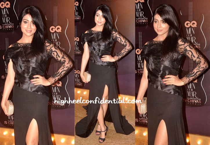 Shriya Saran At GQ Awards 2014-2