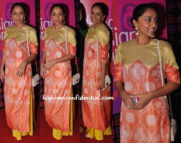 Shweta Salve In Swati Vijaivargie At Design One Exhibition