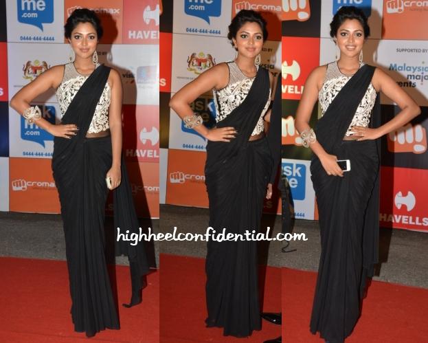 amala-paul-sonaakshi-raaj-siima-awards-2014-suhani-pittie