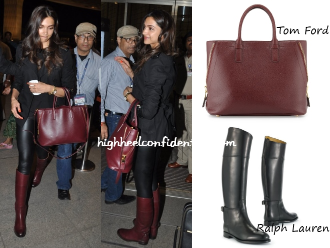 deepika-padukone-tom-ford-ralph-lauren-boots-slam-tour-airport