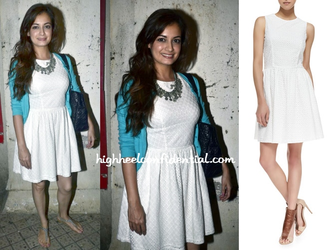 dia-mirza-french-connection-finding-fanny-screening-dior