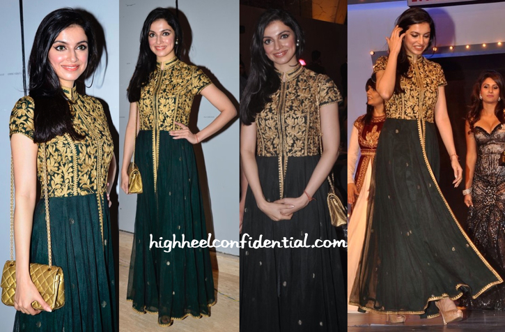 divya khosla kumar at medscape awards