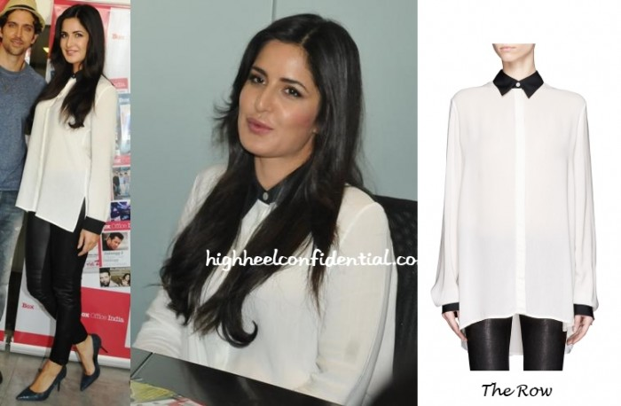 katrina-kaif-the-row-zara-bang-bang-promotions