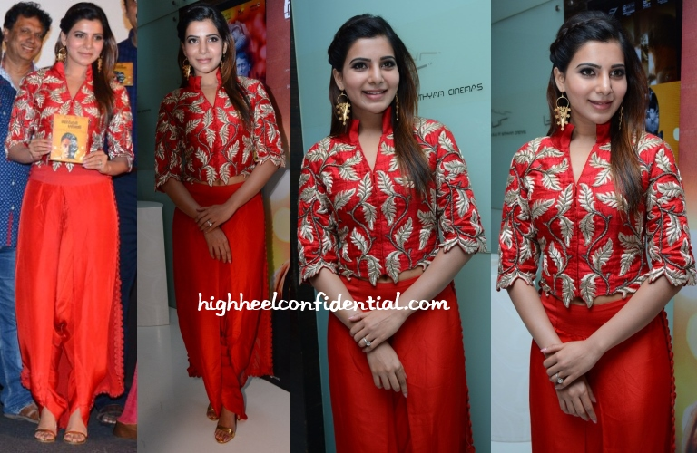 samantha-anamika-khanna-Enakkul-Oruvan-audio-launch