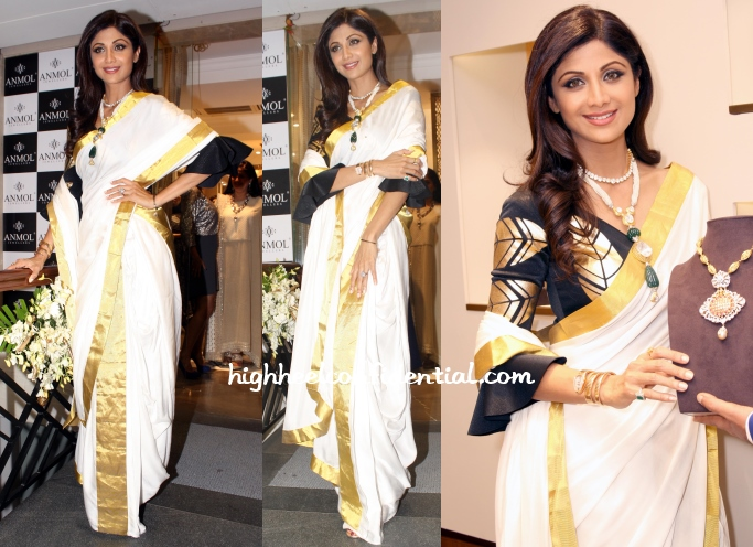 shilpa-shetty-anmol-jewellers-launch-masaba-delhi