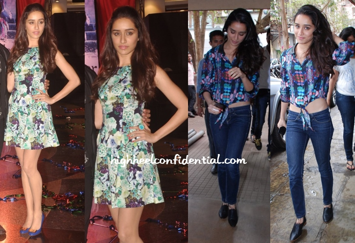 shraddha-kapoor-haider-miss-selfridge-dress-shivangi-sinha
