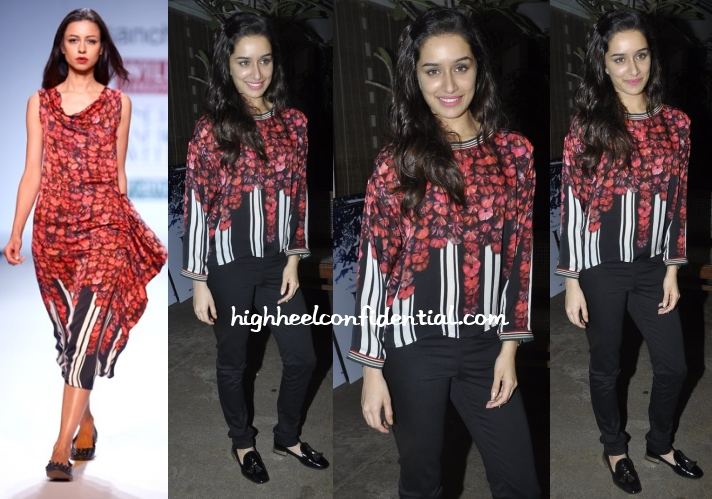 shraddha-kapoor-sanchita-haider-screening