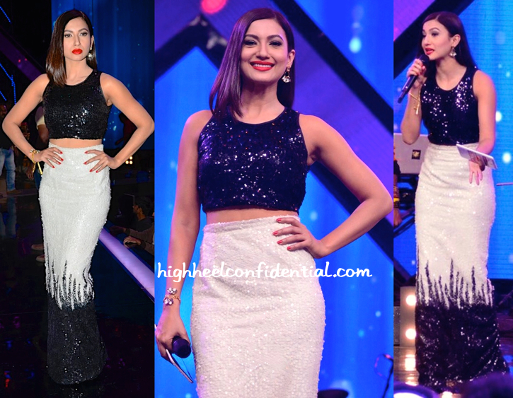 Gauahar Khan On India's Raw Star Sets In Madison And Tanieya Khanuja
