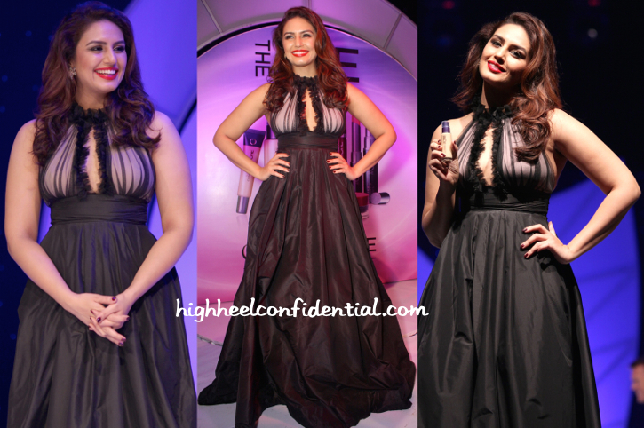 Huma Qureshi At An Event For Oriflame-1