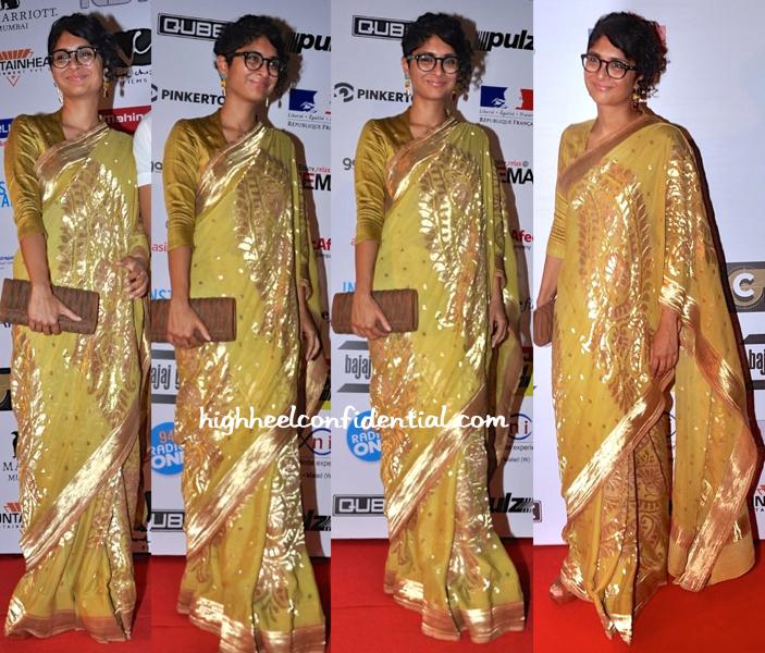 Kiran Rao At Mumbai Film Festival 2014-1