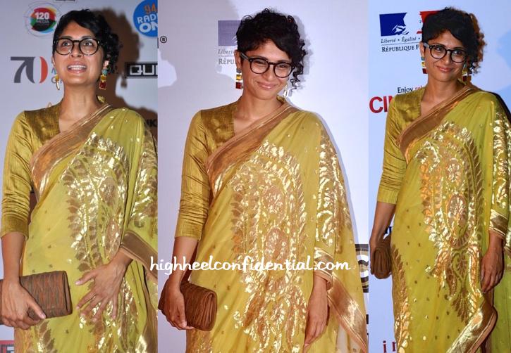 Kiran Rao At Mumbai Film Festival 2014-2
