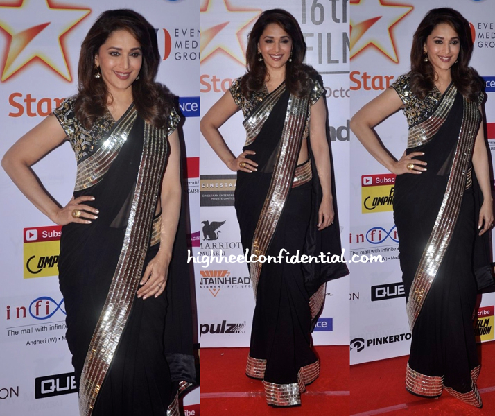 Madhuri Dixit At Mumbai Film Festival 2014 Closing Night-1