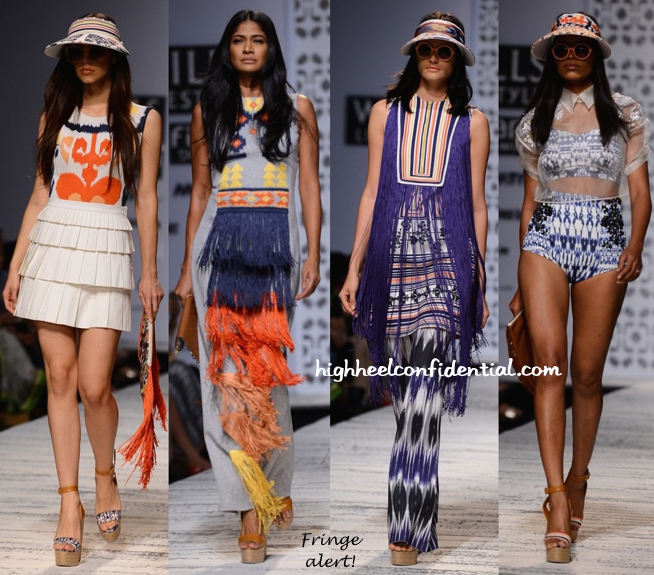 WIFW Spring-Summer 2015- Hemant And Nandita-3