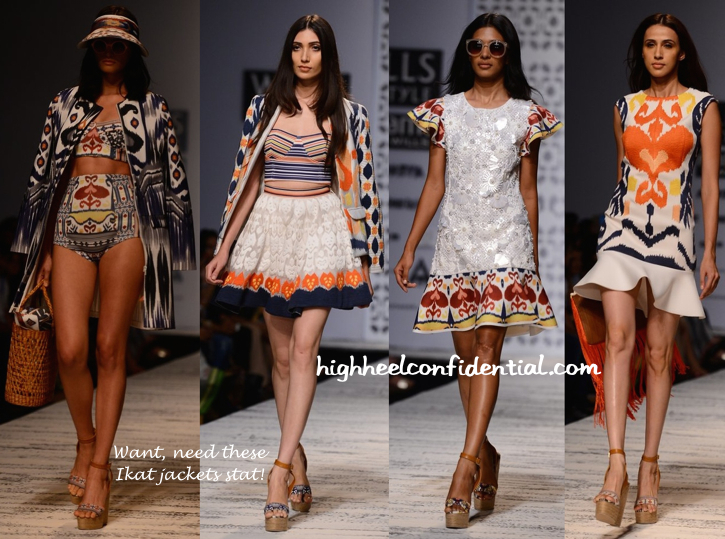 WIFW Spring:Summer 2015- Hemant And Nandita-1