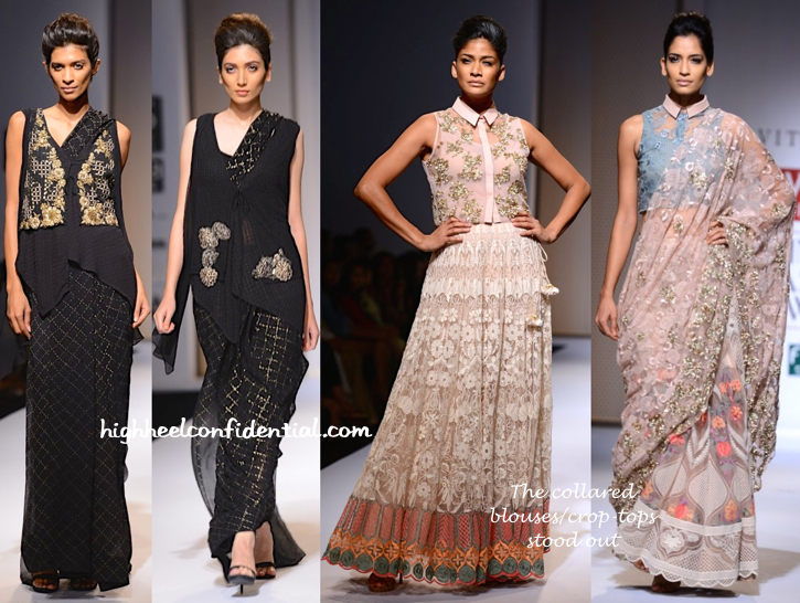 WIFW Spring:Summer 2015- Kavita Bhartia-2