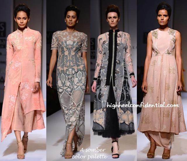 WIFW Spring:Summer 2015- Kavita Bhartia-4