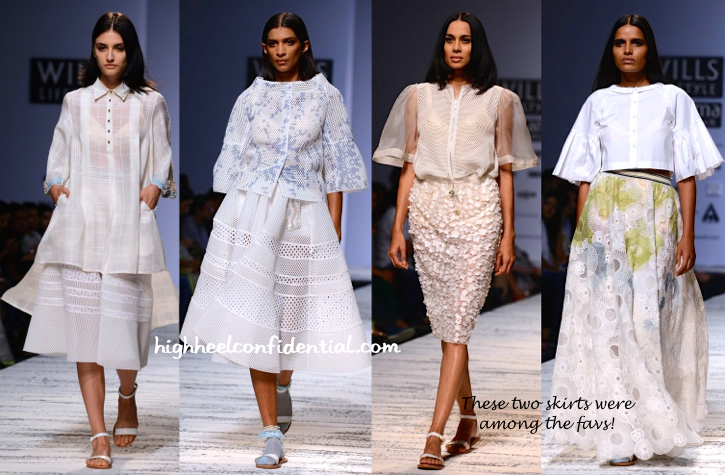 WIFW Spring:Summer 2015- Not So Serious By Pallavi Mohan-4