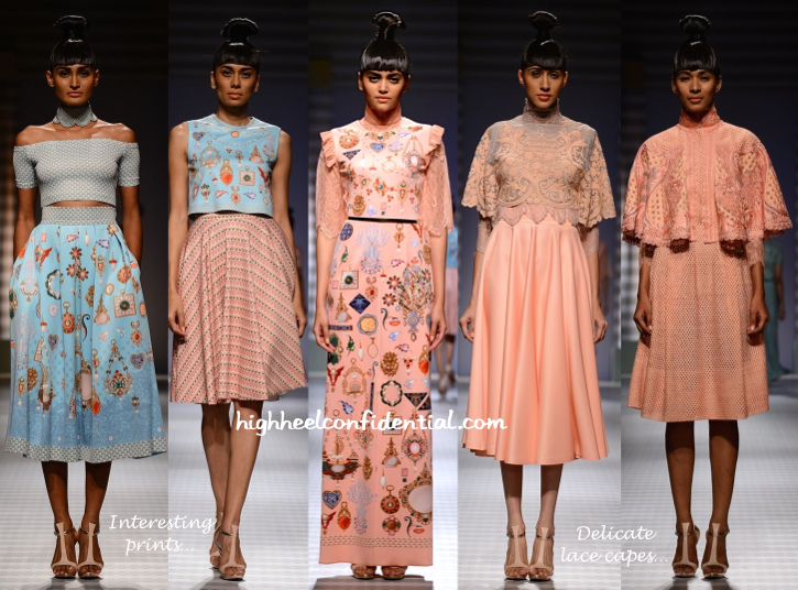 WIFW Spring:Summer 2015- Pankaj And Nidhi-1