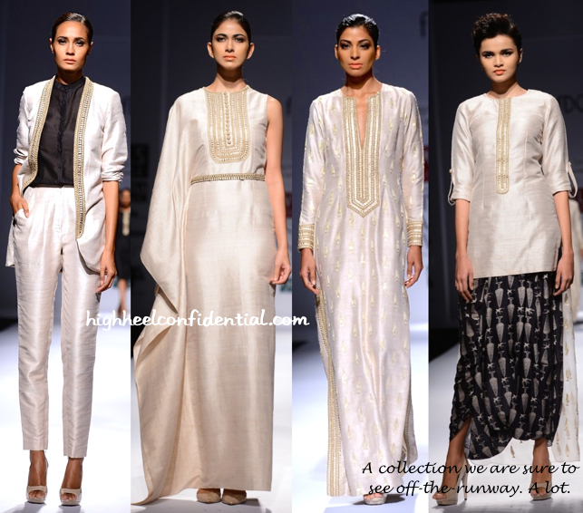 WIFW Spring:Summer 2015- Payal Singhal-1