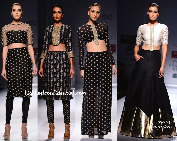 WIFW Spring:Summer 2015- Payal Singhal-2