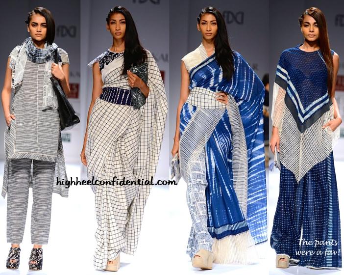 WIFW Spring:Summer 2015- Urvashi Kaur-3