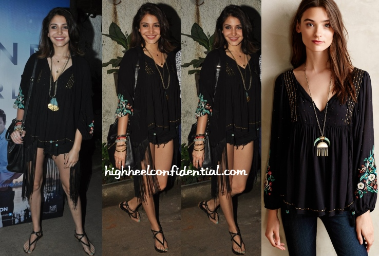 anushka-sharma-anthropologie-floreat-peasant-top-gone-girl-screening