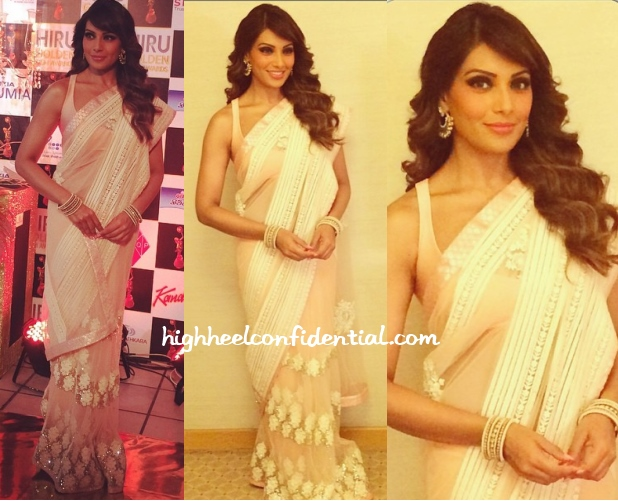 bipasha-basu-hiru-golden-awards-2014-binal-shah-1
