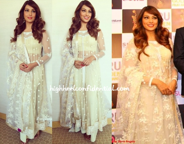 bipasha-basu-hiru-golden-awards-2014-binal-shah
