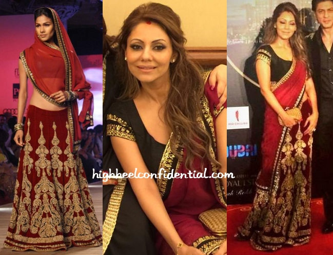 gauri-khan-monisha-jaising-couture-happy-new-year-premiere-dubai