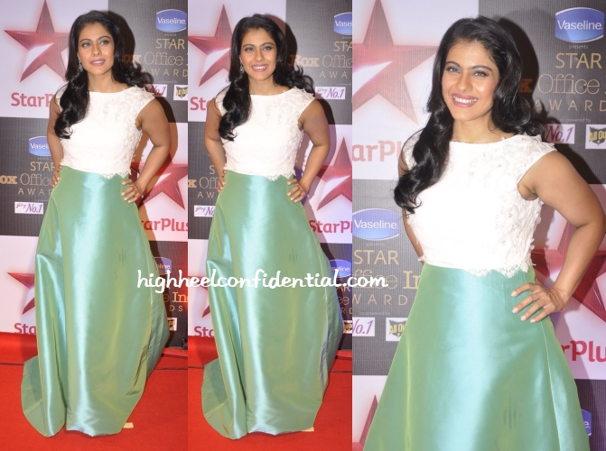 kajol-hema-kaul-star-box-office-awards-2014