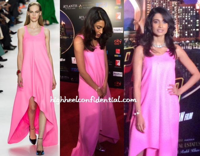 sarah-jane-dias-dior-happy-new-year-premiere-dubai