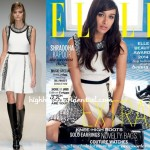 Shraddha on Elle:(Un)Covered