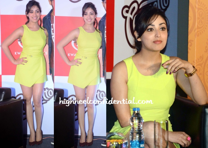 yami-gautam-miss-selfridge-cornetto-icecream