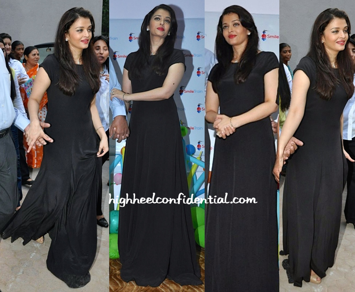 Aishwarya Rai Bachchan At Smile Train Foundation Event-2