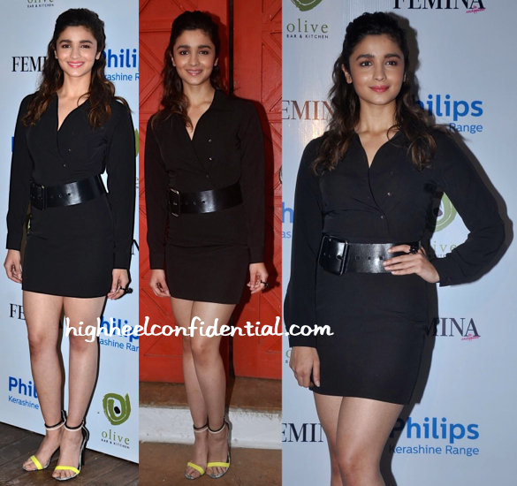 Alia Bhatt In 431_88 By Shweta Kapur At Femina Issue Unveiling:Launch-1