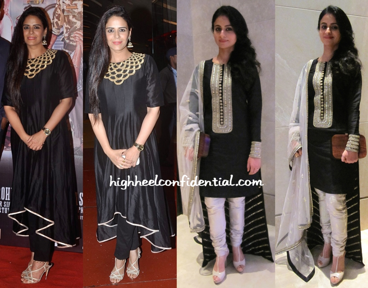 In Payal Singhal- Mona Singh At 'Zed Plus' Press Meet And Rasika Dugal At 'Epic' Channel Launch