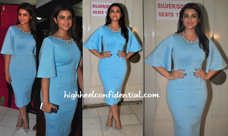 Parineeti Chopra In Gauri And Nainika At 'Kill Dil' Premiere-1
