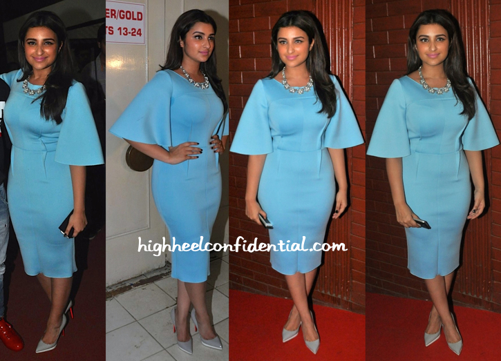 Parineeti Chopra In Gauri And Nainika At 'Kill Dil' Premiere-2
