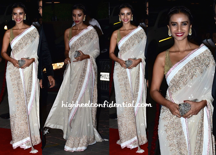 Patralekhaa In Manish Malhotra And Amrapali At Aayush Sharma-Arpita Khan Wedding Reception