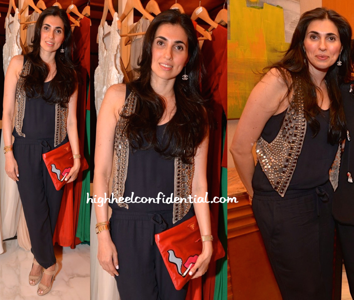 Prerna Goel Totes Prada To Vizyon Collection Launch