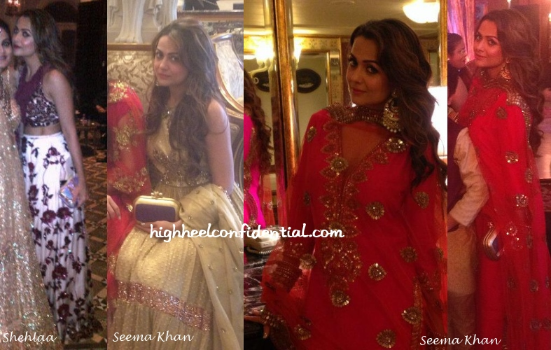 amrita-arora-shehlaa-seema-khan-aayush-arpita-wedding