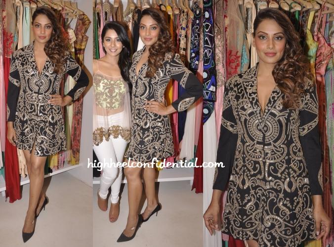 bipasha-basu-sonaakshi-raaj-store-launch
