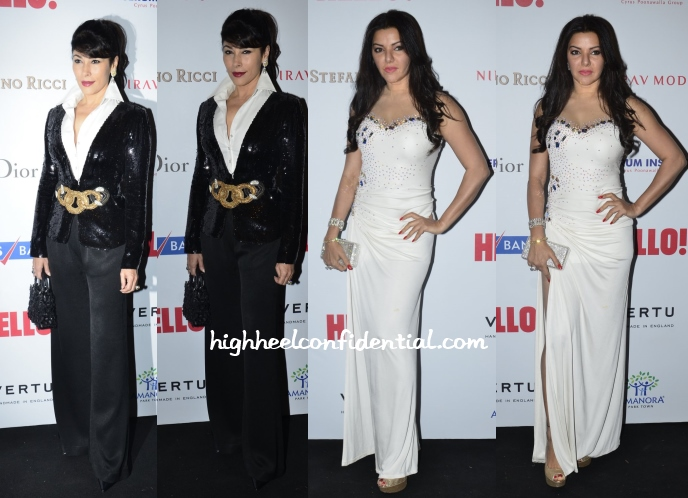 feroze-gujral-kahkashan-patel-monisha-jaising-hello-awards-2014